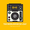 The DJ Themed Icon.