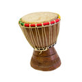 Djembe, african percussion Royalty Free Stock Photo