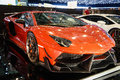 DMC EXOTIC CAR TUNING LIMITED, Motor Show Geneva 2015. Royalty Free Stock Photo