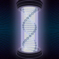 DNA Research Royalty Free Stock Photography