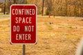 Do Not Enter Sign Royalty Free Stock Photo