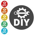 Do it yourself icon, DIY icon