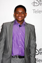 Doc shaw los angeles august arrive s at the abc summer press tour party at beverly hilton hotel on august in beverly hills ca Royalty Free Stock Photos