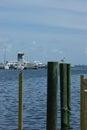 At the docks Royalty Free Stock Photo