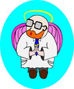 Doctor Angel Royalty Free Stock Photos