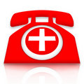 Doctor on call Royalty Free Stock Images