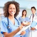 Lékař a sestry