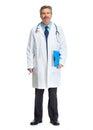 Doctor pharmacist. Royalty Free Stock Photo