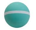 Dodgeball In Blue Color