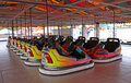 Dodgem Cars Stock Photography