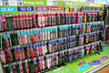 Dog collars for sale london england – circa july products in a pet supermarket in england Stock Image