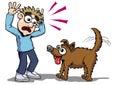 Dog fear