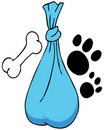 Dog Poop Bag Stock Images