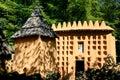 Dogan architecture (Mali) Royalty Free Stock Photo