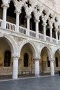 Doges Palace, Venice, Italy Royalty Free Stock Photo
