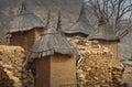 Dogon village, Dogon land, Tireli, Mali, Africa Royalty Free Stock Photo