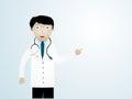 Doktor medical Stockfoto