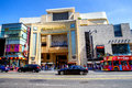 Dolby theater Royalty Free Stock Photo