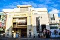Dolby theatre aka kodak theatre is home of the academy awards aka oscars as seen in los angeles usa california hollywood janua Stock Photography