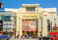 Dolby theatre in hollywood boulevard los angeles california august aka kodak is home of the academy awards aka oscars as seen Stock Photo