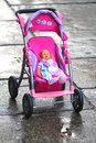 Doll Buggy  Royalty Free Stock Images