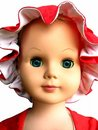 Doll Face 1 Royalty Free Stock Photo
