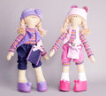 Doll frend Royalty Free Stock Photo