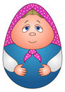 Doll matreshka Stock Image