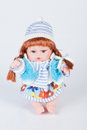 Doll toy for girl Royalty Free Stock Photo