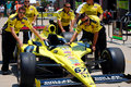 Dollar General Indy Car Royalty Free Stock Photo