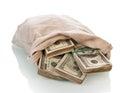 Dollar Money bills Royalty Free Stock Photo