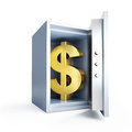 Dollar sefe Stock Photography