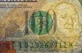 Dollar watermark Royalty Free Stock Photo