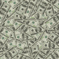 The dollars for design and decorate Royalty Free Stock Image