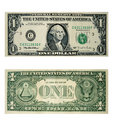 Dollars US Photo libre de droits