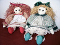 Dolls Royalty Free Stock Photo