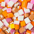 Dolly mixture Stock Photography