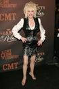 Dolly Parton Royalty Free Stock Photo