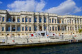 Dolmabahce palace istanbul turkey oct on oct in istanbul turkey was ordered by the ottoman empire s st sultan Royalty Free Stock Photo