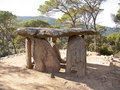 Dolmen in Spain Royalty Free Stock Image