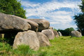 Dolmen / stones Royalty Free Stock Images