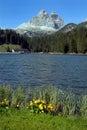 Dolomites Stock Photo