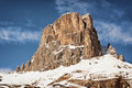 Dolomites mountain at the italy Stock Photography