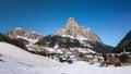 Dolomites Mountain Range, South Tyrol, Italy Royalty Free Stock Photo