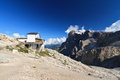 Dolomites -Pale San Martino group Royalty Free Stock Photos