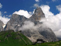 Dolomiti Royalty Free Stock Photography