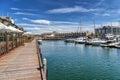 Dolphin quay in mandurah western australia Stock Photography