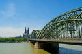 Dom of koln the in germany Stock Images