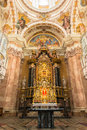 Dom sankt jakob cathedral of innsbruck austria Royalty Free Stock Image