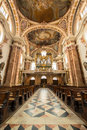 Dom sankt jakob cathedral of innsbruck austria Royalty Free Stock Images